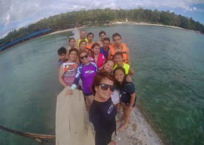 Dash10 Outing In Paradise Beach Resort