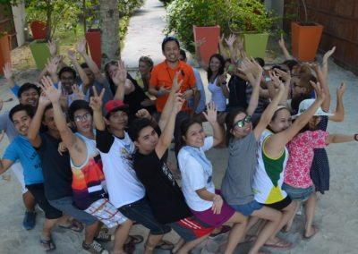 Dash10 Team Building In Samal